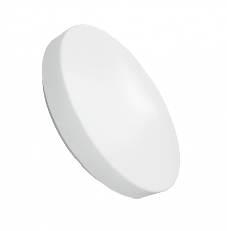 Светильник LED ДПО 14W 6500K d250 IP20 FLAT MEGALIGHT